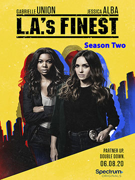 L.A.'s Finest - The Complete Season Two