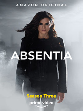 Absentia - The Complete Season Three