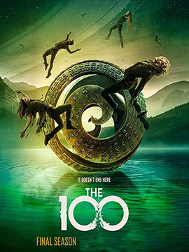 The 100 - The Complete Season Seve