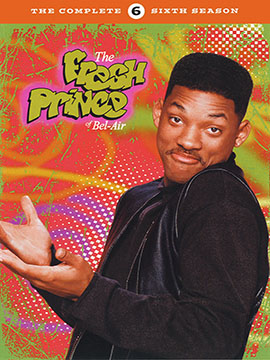 The Fresh Prince of Bel-Air - The Complete Season Six