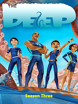The Deep - The Complete Season Three - مدبلج