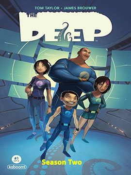 The Deep - The Complete Season Two - مدبلج