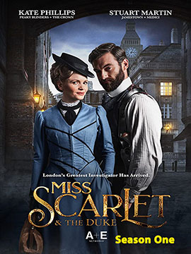 Miss Scarlet and the Duke - The Complete Season One