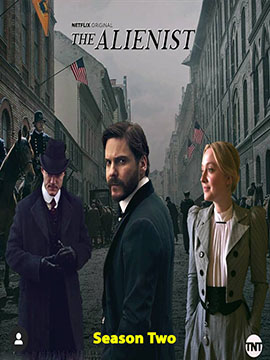The Alienist - The Complete Season Two