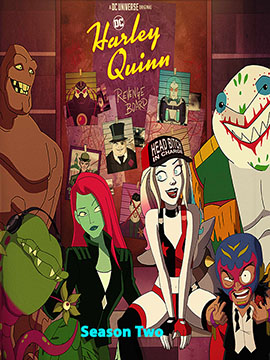 Harley Quinn - The Complete Season Two