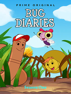 The Bug Diaries - The Complete Season One - مدبلج