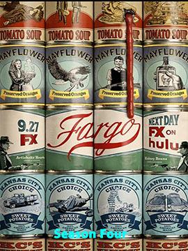 Fargo - The Complete Season Four