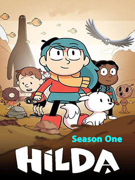Hilda - The Complete Season One - مدبلج