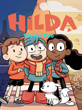 Hilda - The Complete Season Two