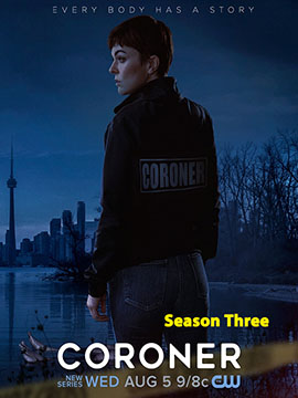 Coroner - The Complete Season Three