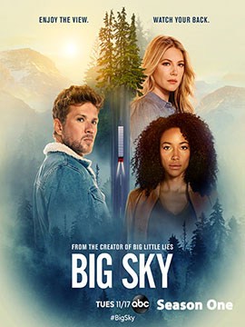 Big Sky - The Complete Season One