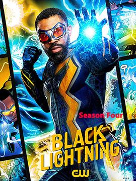 Black Lightning - The Complete Season Four