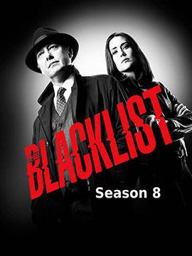 The Blacklist - The Complete Season Eight
