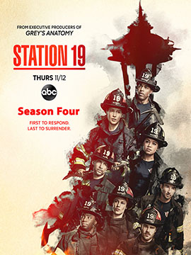 Station 19 - The Complete Season Four