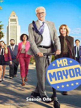 Mr. Mayor - The Complete Season One