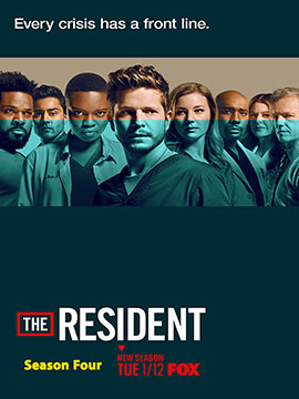 The Resident - The Complete Season Four
