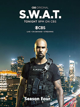 S.W.A.T. - The Complete Season Four