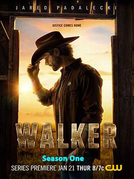 Walker - The Complete Season One