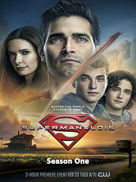 Superman and Lois - The Complete Season One